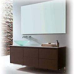 Modern Bathroom Vanity - Monaco