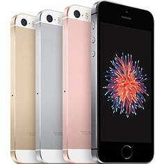 Brand Apple Iphone Se (Gsm Factory Unlocked) Ios Smartphone -All Colors Apple Iphone, Iphone Se, Buy Iphone, Unlock Iphone, Galaxy S3, Galaxy Note, Samsung Galaxy, Iphone Cases For Girls, Iphone Cases Cute