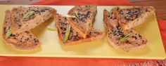 Shrimp Toasts Recipe by Michael Symon - The Chew