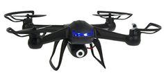Inguity® HD Camera Drone - 6 Axis Gyro Accelerometer - 4 Channel Radio - 2.4gHz 300ft Range Stealth Design - 2MP HD Camera - Micro Mini Nano Quadcopter Drone Toy DM 007 Explorer - US Customer Tech Support - Full 30 Day Warranty Inguity http://www.amazon.com/dp/B00X1CF26Q/ref=cm_sw_r_pi_dp_JJCAvb0SWC1ES