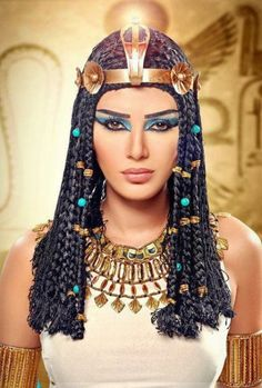 Traditional Egyptian Outfits with jewelry