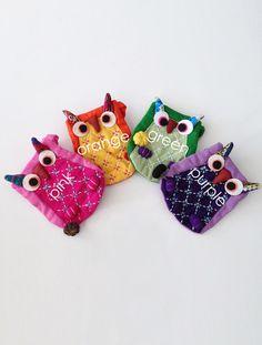 Owl Purse - so cute!