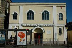 Kingdom Hall, Bethnal Green E2, London