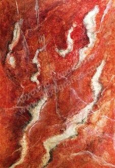 ζωγραφική απομίμηση μαρμάρου, marbleizing faux marble (8)