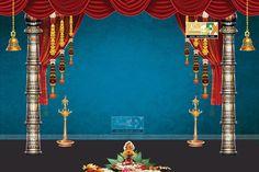 stage backdrop ideas for vinayaka chaturthi and durga navaratri festival,stage…