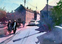 Horse street Chipping sodbury by Tim Wilmot