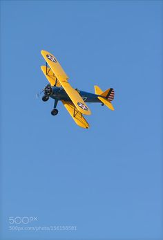 airexpo 2016 Boeing stearman by Pittou2