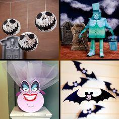 Spoonful Halloween Crafts