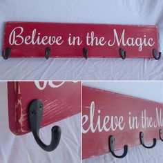Christmas stocking hanger 5x24 - $45  www.facebook.com/theenchantedsign to order!