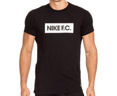 Nike Men's FC Glory Top - Black