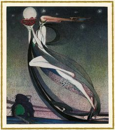Kay Nielsen for Jacques, 1919