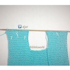 Anlatımlı şiş işi örgü bebek yeleği yapılışı Crochet Baby Sweater Pattern, Baby Sweater Patterns, Viking Tattoo Design, Viking Tattoos, Knitting For Kids, Baby Knitting, Baby Pullover Muster, Sunflower Tattoo Design, Knit Vest