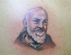 Tags Padre Pio  Tattoo Ritratti