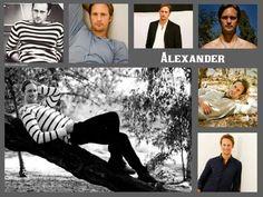 Alexander skarsgard! ( omg )!
