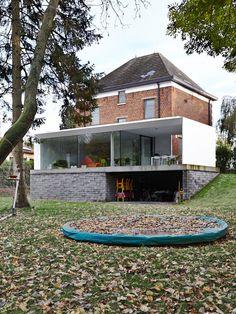 GRAUX & BAEYENS architects, Dennis De Smet · House V-C · Divisare