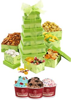 Cold Stone Creamery with Luscious Lime Gift Tower Sweepstakes -... sweepstakes IFTTT reddit giveaways freebies contests
