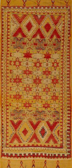 Matt Camron Rugs & Tapestries Vintage Moroccan Rug