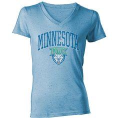 Jones & Mitchell WNBA Minnesota Lynx Supersize Logo Short Sleeve T-shirt $24.99