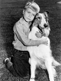 Lassie and Timmy (Jon Provost)