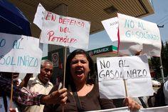 Convocan en redes a marcha nacional contra los gasolinazos y por la renuncia de Peña