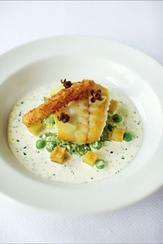 Turbot with tartare sauce 'my way' recipe from British Seafood by Nathan Outlaw | Cooked.com