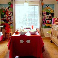 do it yourself mickey mouse birthday party - Google Search
