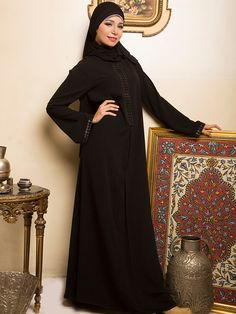 A Shape Abaya by Islamicboutique on Etsy