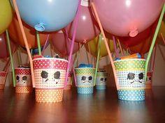 Traktatietip: luchtballon verrassing | Mama en Zo