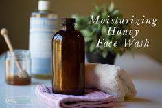 Moisturizing Honey Face Wash