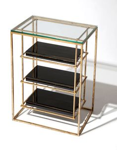 Hanging Shelf Side Table by Codor Design