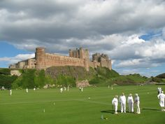 Bamburgh Castle in Englands Northumberland - been there