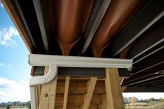 Trex Rainescape Deck Drainage System 16 Ft Plastic Trough