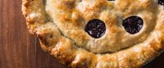 We wanted a blueberry pie that had a firm filling full of fresh, bright flavor and still-plump berries that you could freeze in advance or bake right through.