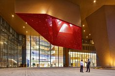 Nanjing EcoTech Island Exhibition Center