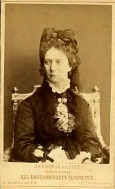 Empress Maria Alexandrovna,wife of Alexander II - discussion and pictures