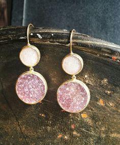Serene Gold Earrings