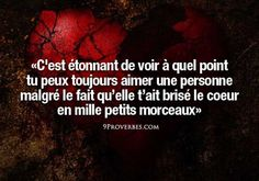 citation amitié perdu - Recherche Google Bad Quotes, Story Quotes, Life Quotes, Famous Love Quotes, Tu Me Manques, Losing A Loved One, Emotional Pain, Bad Mood, Sad Love