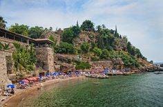 Turkey - Antalya - Mermerli Beach