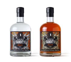 Bandit's Rum on Packaging of the World - Creative Package Design Gallery