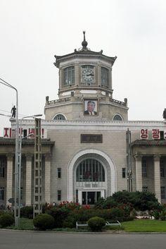 Pyongyang Train Station, North Korea