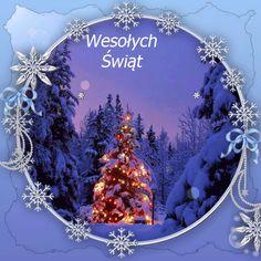 Święta Bożego Narodzenia: Animowane kartki życzeniami bożonarodzeniowymi Merry Christmas, Xmas, Christmas Pictures, Artwork, Handmade, Diy, Crafts, Polish, Xmas Pics