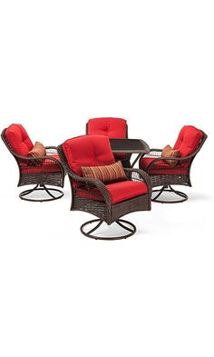 Lazboy Outdoor Kinsley 4 Pcseating Set Denim 2 $764  Patio Captivating La Z Boy Dining Room Sets Decorating Inspiration