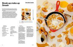 FatBrad - The Cookbook, Ben Clement's Portfolio