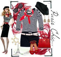 """#6 Paris Chic"" by deeyanong on Polyvore"