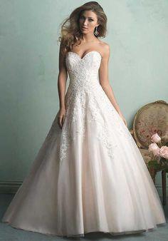 Allure Bridals 9153 Wedding Dress photo