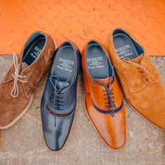 Add colour and style to your summer wardrobe with these new additions to the Barker Creative Collection.  . #barker #barkershoes #mensfashion #robinsonsshoes Brogues, Loafers, Men S Shoes, Summer Wardrobe, Shop Now, Oxford Shoes, Dress Shoes, Lace Up, Spring Summer