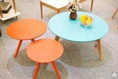 Furniture China: Indústria de móveis chinesa se rende às cores