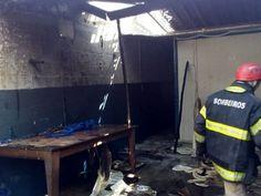 Blog do Oge: Incêndio atinge Centro de Convivência do Idoso, em...