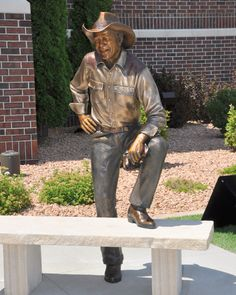 Ronald Reagan life-size - Bronze - Edition of 50. Also available in Maquette and Bust sizes