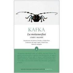 Franz Kafka - La metamorfosi